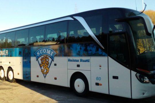 Reissu Ruoti Leijona-bussi
