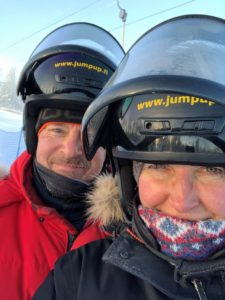 Tiina ja Jykä Jump Up