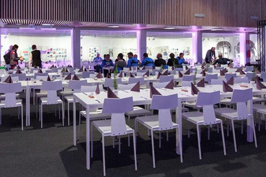 Ravintola Voitto juhla Hiihtomuseossa