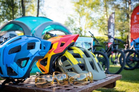 Kitetirri pyöräilykypärät