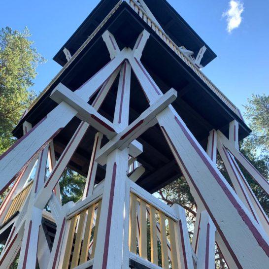 Päijätsalon näkötorni Päijätsalo observation tower