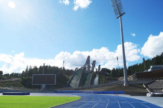 Lahden stadion Lahti stadium