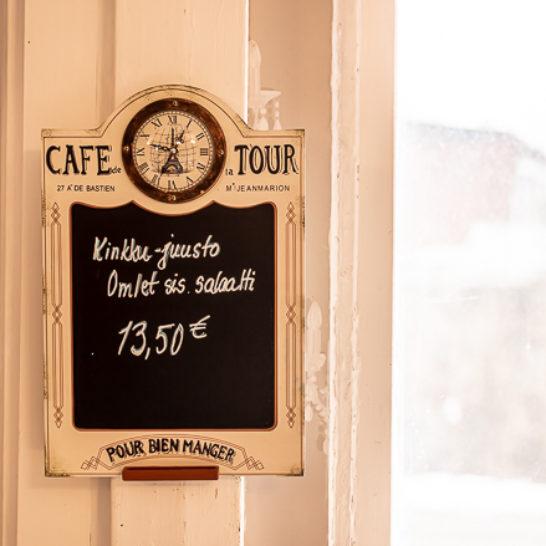 Ranskalainen kyläkauppa shop and cafe