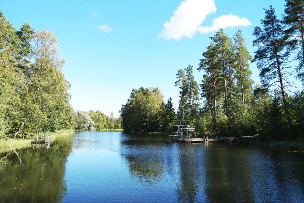 Tainonvirta river