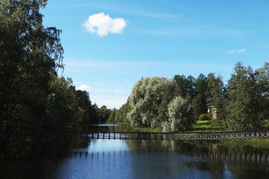Tainionvirta river