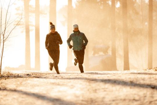 Polkujuoksua Salpausselällä Trail Running