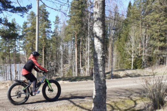 Yli-Kaitala maastopyörä