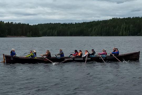 Yli-Kaitala Resort Kirkkovene