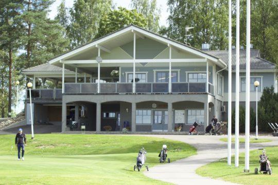 Hartola Golf klubiltalo