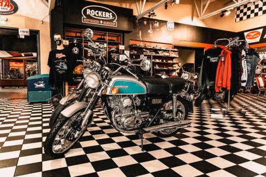 Suomen Moottoripyörämuseo Finnish Motorcycle Museum