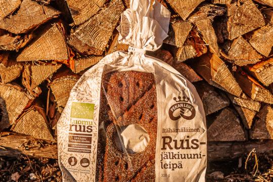 Pekan Leipä ruisleipä Rye bread
