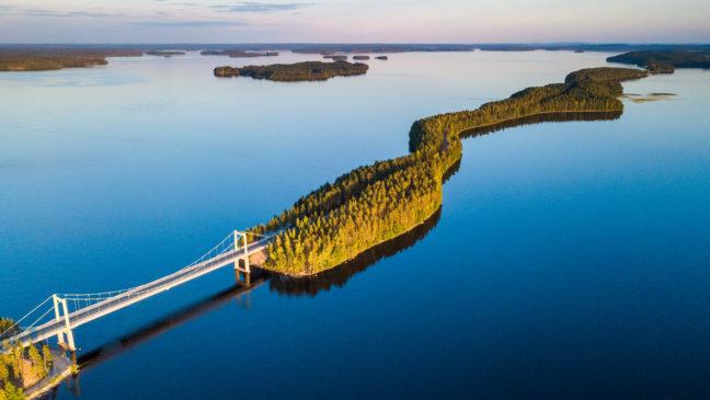 Pulkkilanharju, Asikkala Salpausselkä Geopark