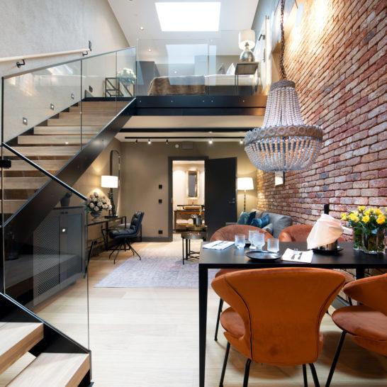 Seurahuone Loft House
