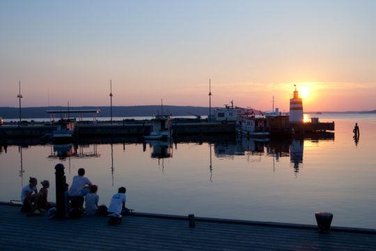 Vesijärven satama Vesijärvi harbour