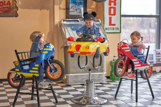 Suomen Moottoripyörämuseo Ace Cafe Lahti