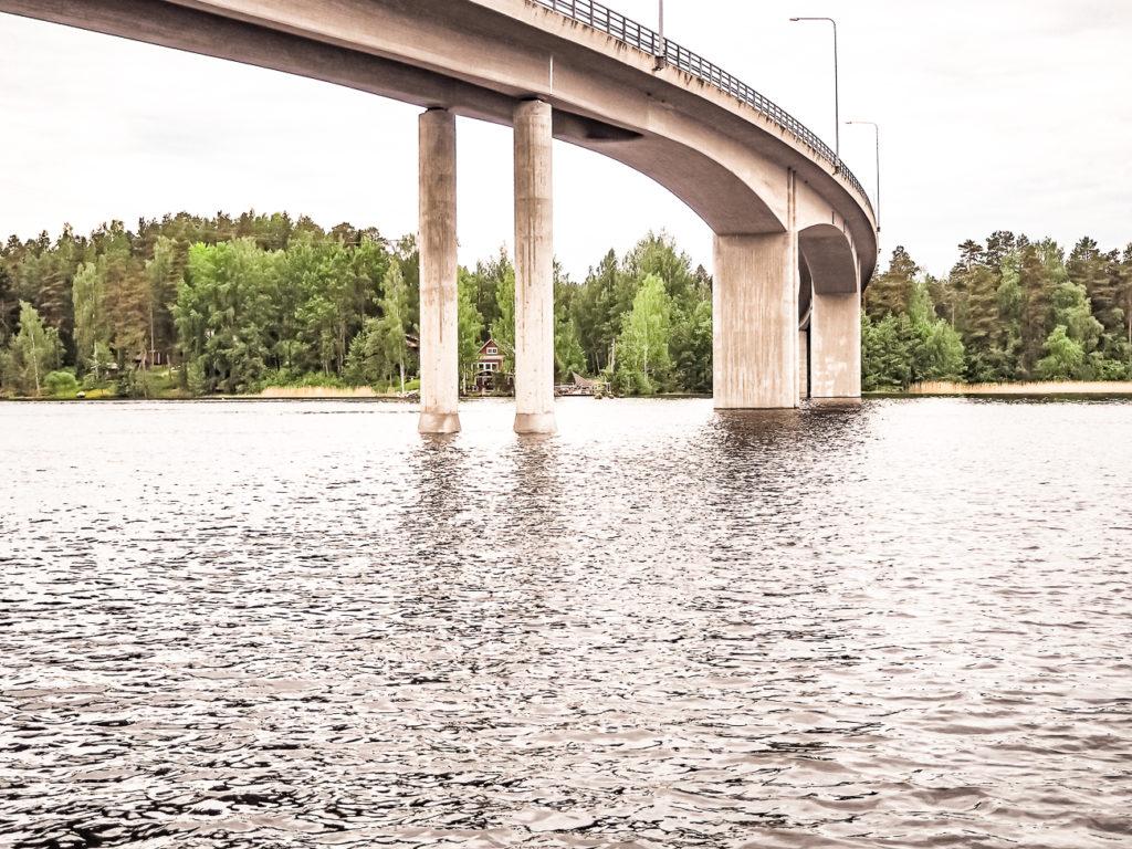 Kalkkisten silta Kalkkinen bridge