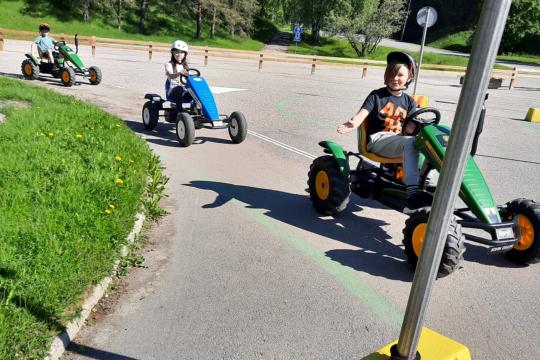 Heinolan liikennepuisto