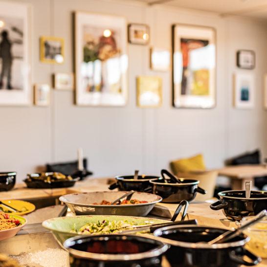 Ravintola Nosturi_Kesäpöytä