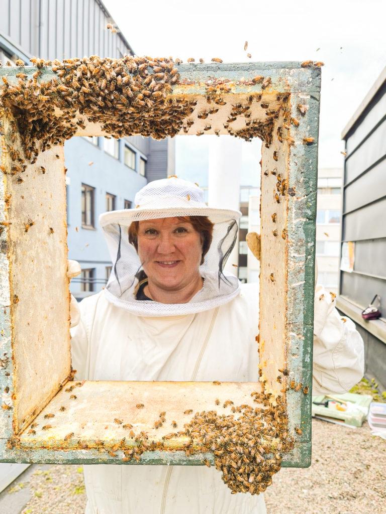 Lahden Seurahuoneen mehiläiset