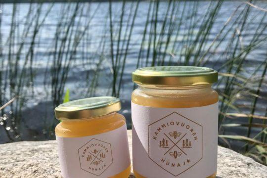 Kammiovuoren hunaja